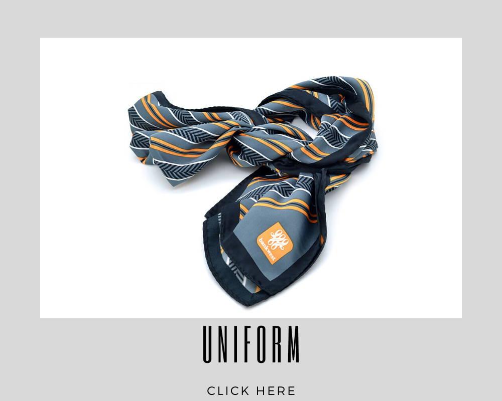 Uniform Custom Scarf/Scarves