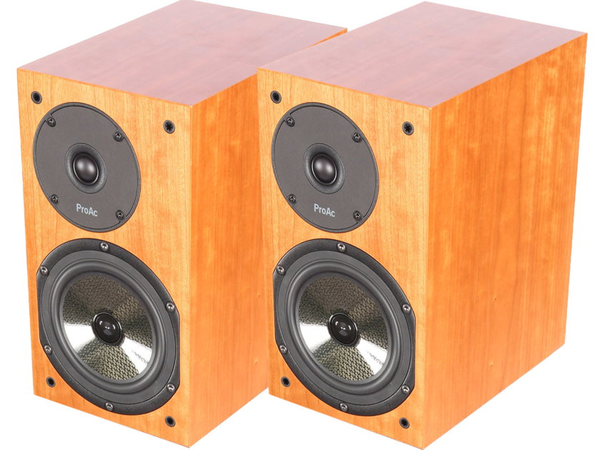 ProAc Tablette Anniversary  Speakers (Pair) Cherry Finish