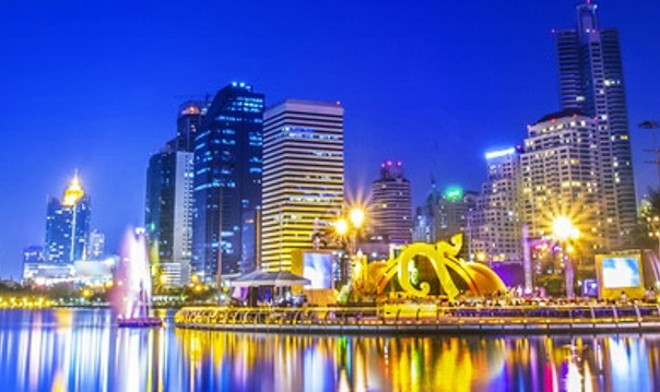 Поездка в Бангкок  (11:00)