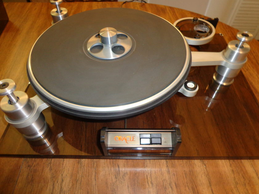 Oracle Audio Technologies Delphi Mk I