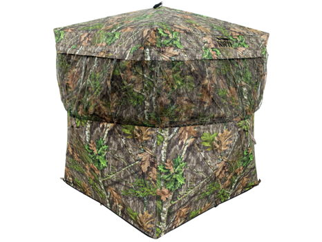 Thicket Ground Blind in Mossy Oak Obsession