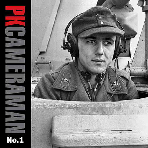 RZM Publishing PK CAMERAMAN NO.1 Panzerjäger in the West 1944