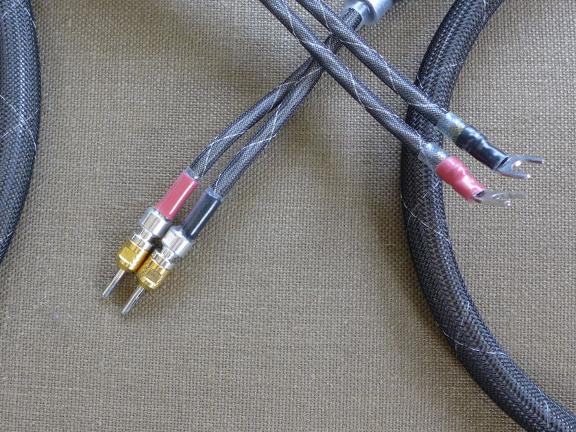Crystal Clear Audio Master Class speaker cable