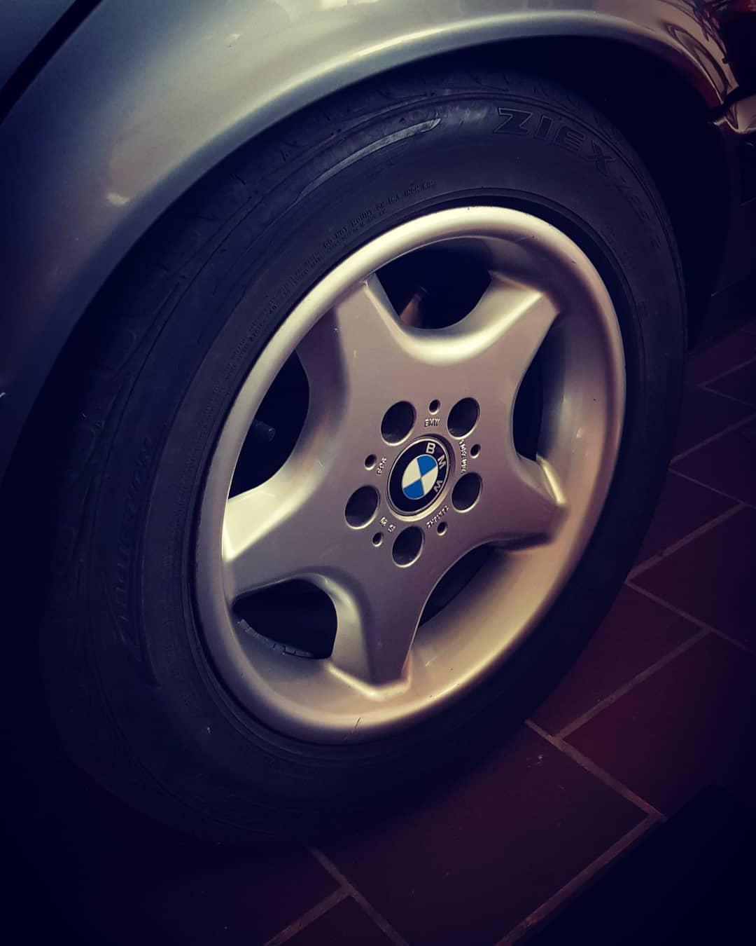 bmw style 16 wheels