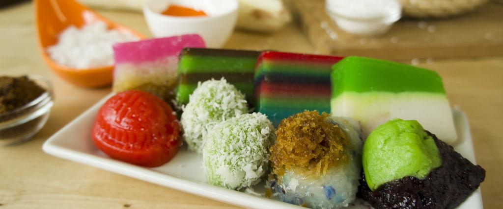 RAINBOW LAPIS - Heritage Delicacies of Singapore