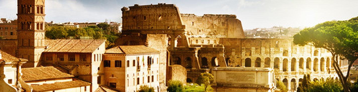 Пешеходная экскурсия «Античный Рим»