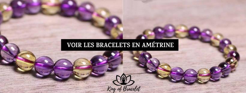 Bracelets Amétrine - King of Bracelet