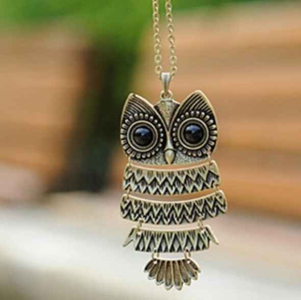 Owl Jewelry Collection