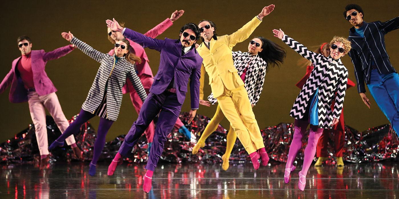 Pepperland Mark Morris Dance Group at the Shubert Theatre