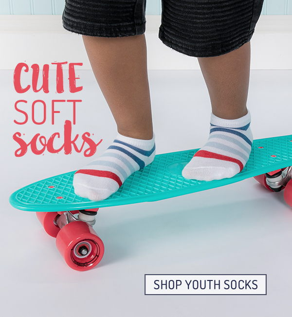 youth boy socks product photo