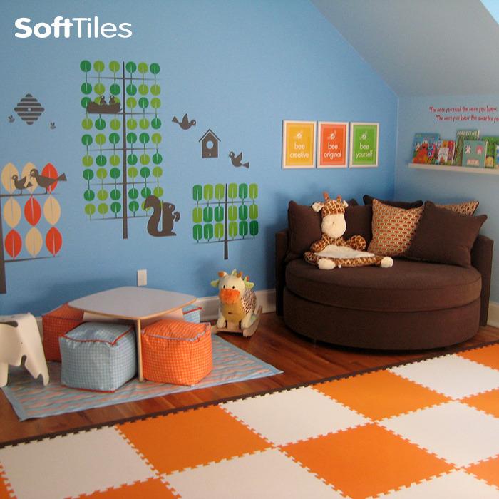 Foam Mat For Kids Interlocking Foam Floor Mats Softtiles