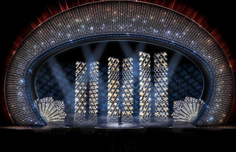 Derek McLane Set Design Oscars 2017