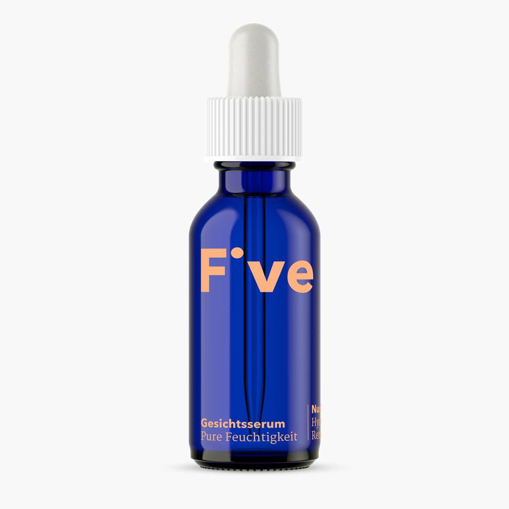FIVE Gesichtsserum – Pure Feuchtigkeit für deine Haut |Five Skincare