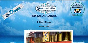 Tour Hostal Al Carajo + Isla de la Plata