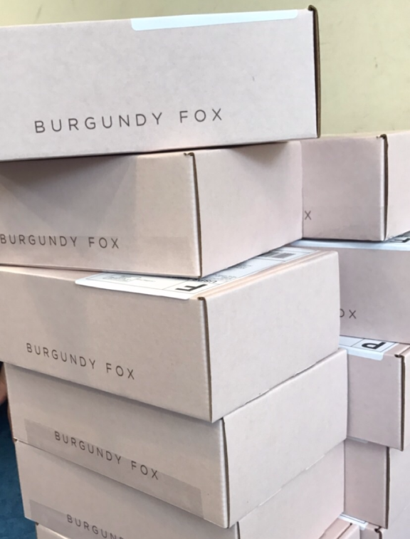 My role as one of the co-founder s of Burgundy Fox is Head of Customer  Experience. From the Style Profile to the delivery and the delivery of the  boxes is ... f6a4525b5