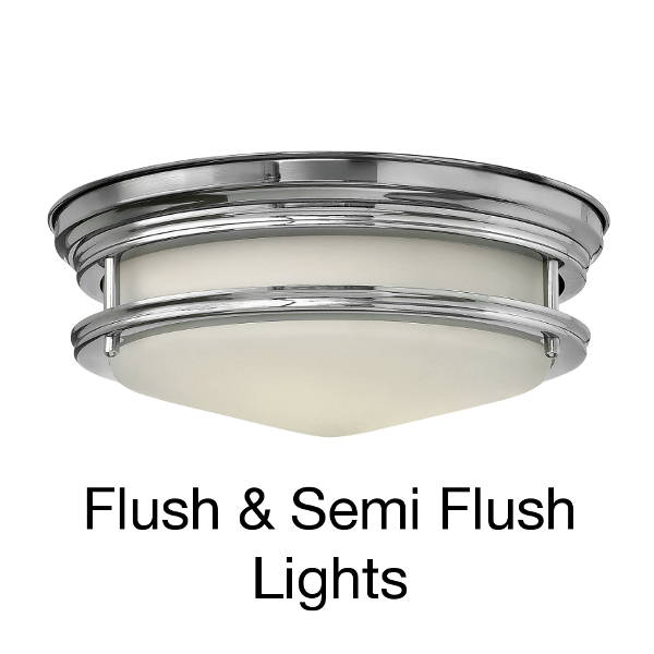 flush 7 semi flush lights