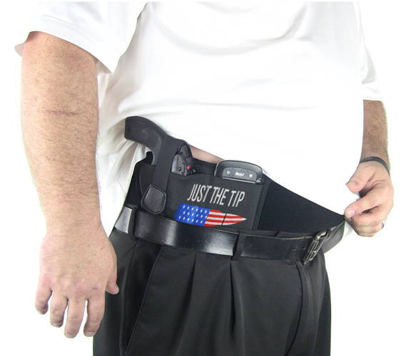 concealed carry for fat guys and how to choose the best holster for fat guys