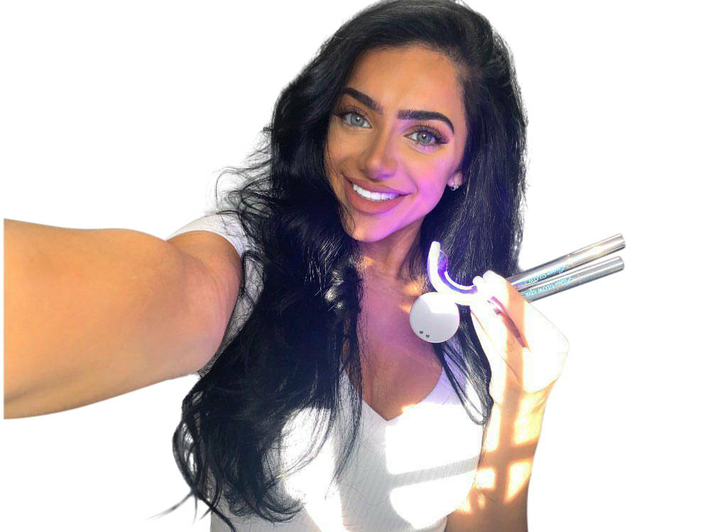 LaserGlow Spa LED Teeth Whitening Kit. Best Teeth Whitening 2020 For Sensitive Teeth