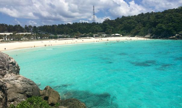 Острова Майтон, Корал и Рача
