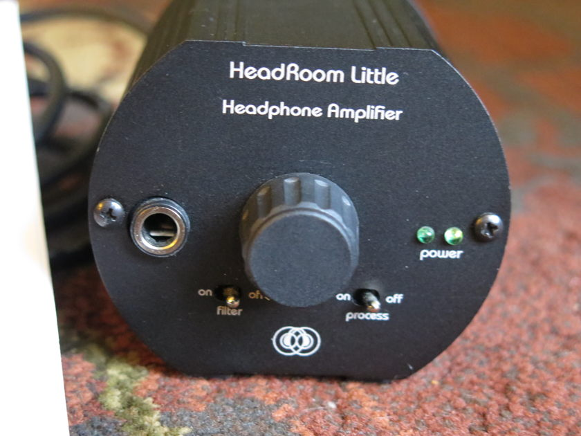 HeadRoom Corp The LIttle Headphone Amplifier