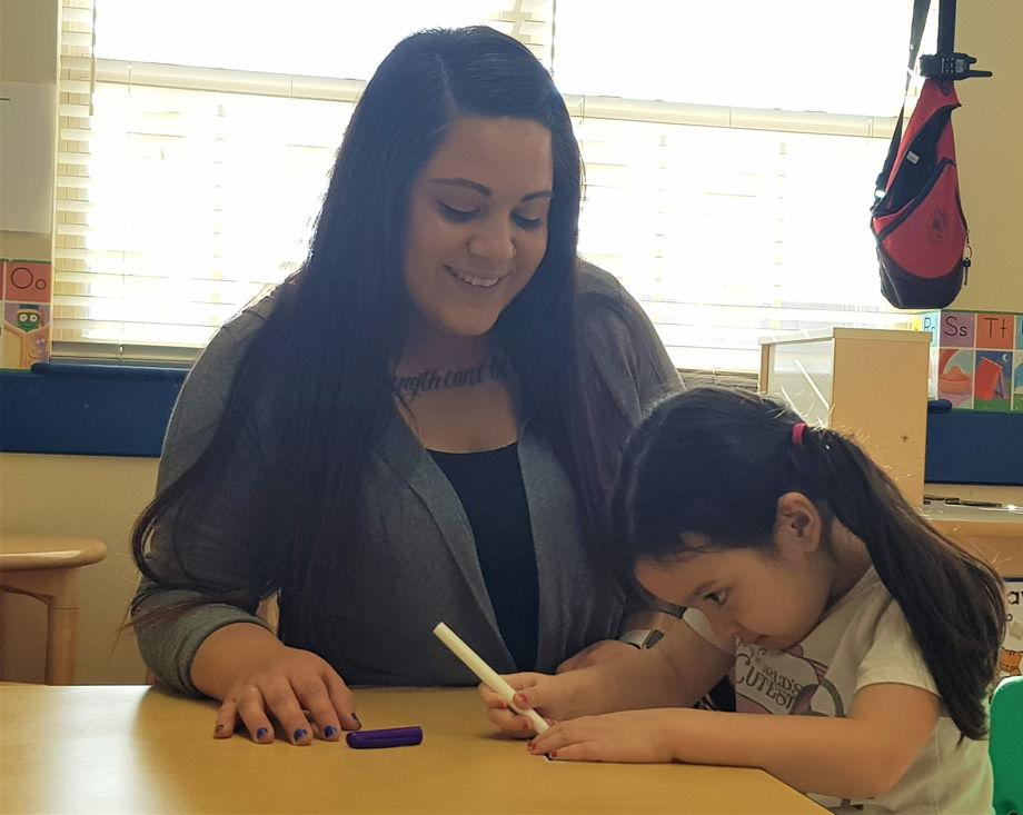 Ms. Hernandez , Preschool Lead Teacher