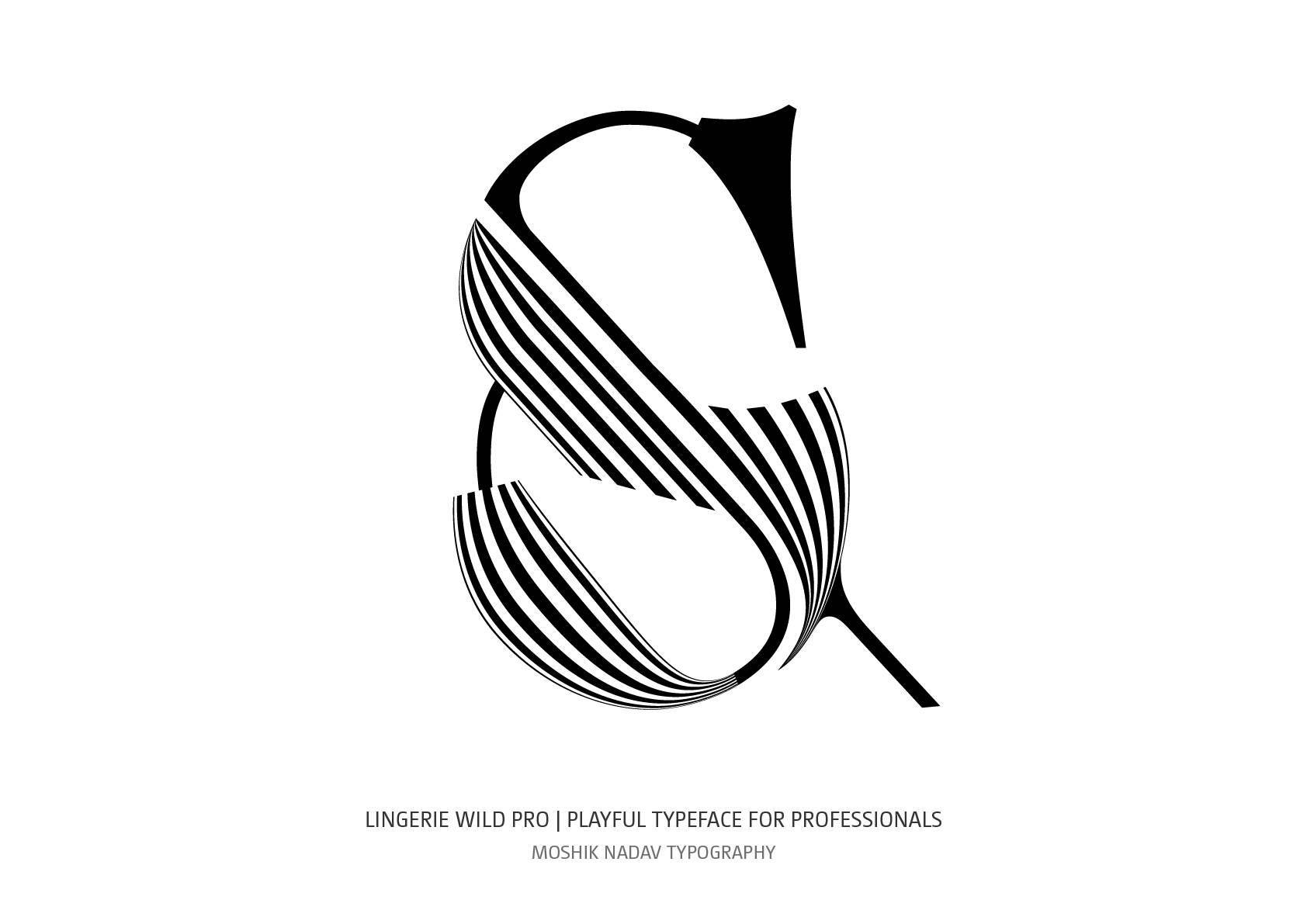ampersand design Moshik Nadav