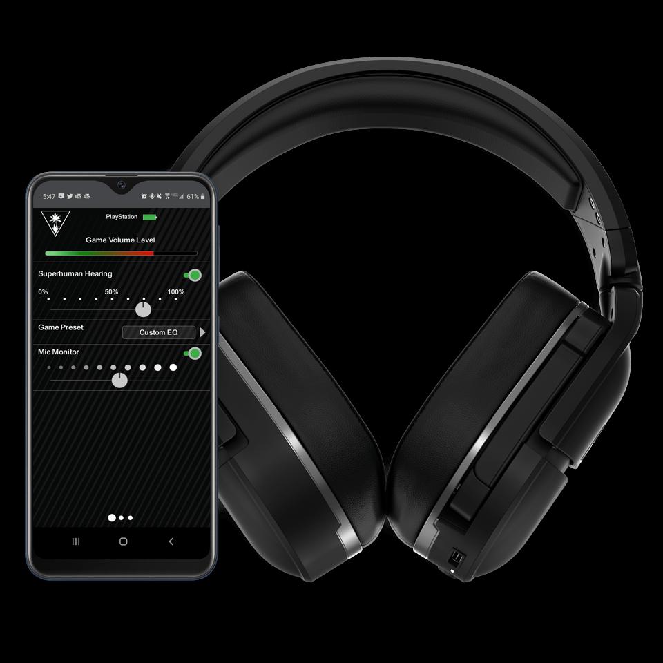 turtle beach audio hub app - mobile app