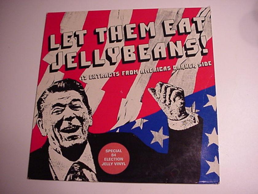 Americas Darker Side - LET Them eat jellybe special 84 election jelly viny