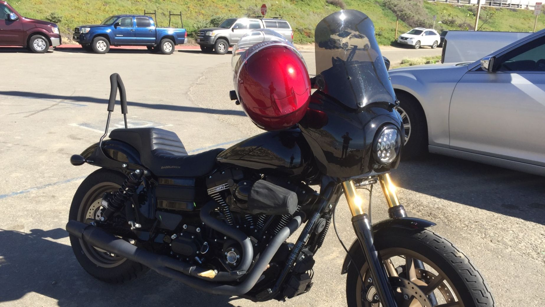 Harley-Davidson Dyna Low Rider S for rent near Oxnard , CA