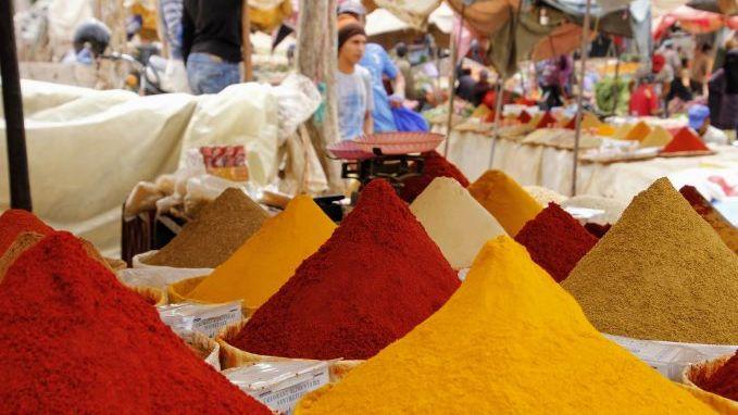 Shopping on an Egypt tour