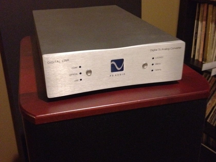 PS Audio Digital Link III DAC w/ optional extras