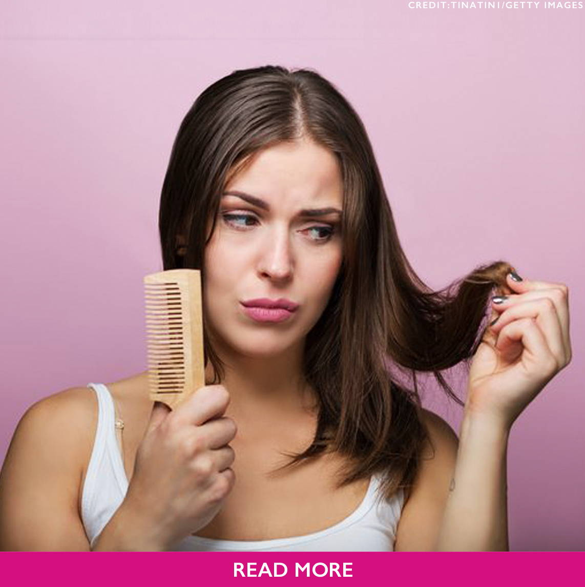 Five things that are damaging your hair. Read more