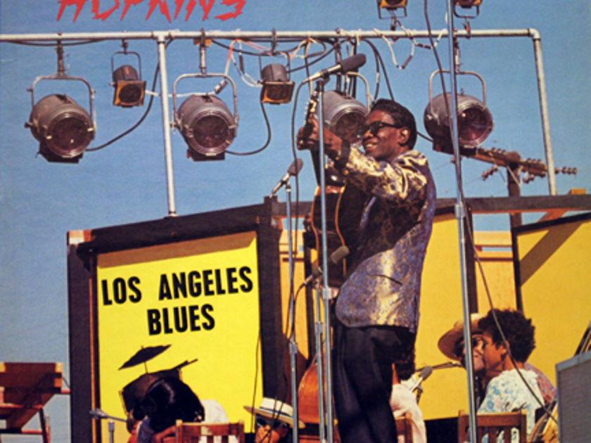 Lightnin' Hopkins: - Los Angles Blues