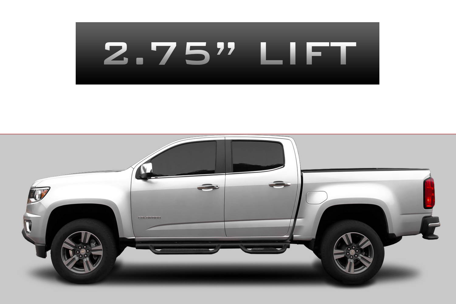 Chevrolet Colorado Off-Road Customizing Package Level 2 by 3C Trucks