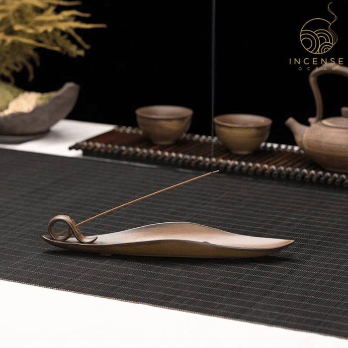 incense ash holder