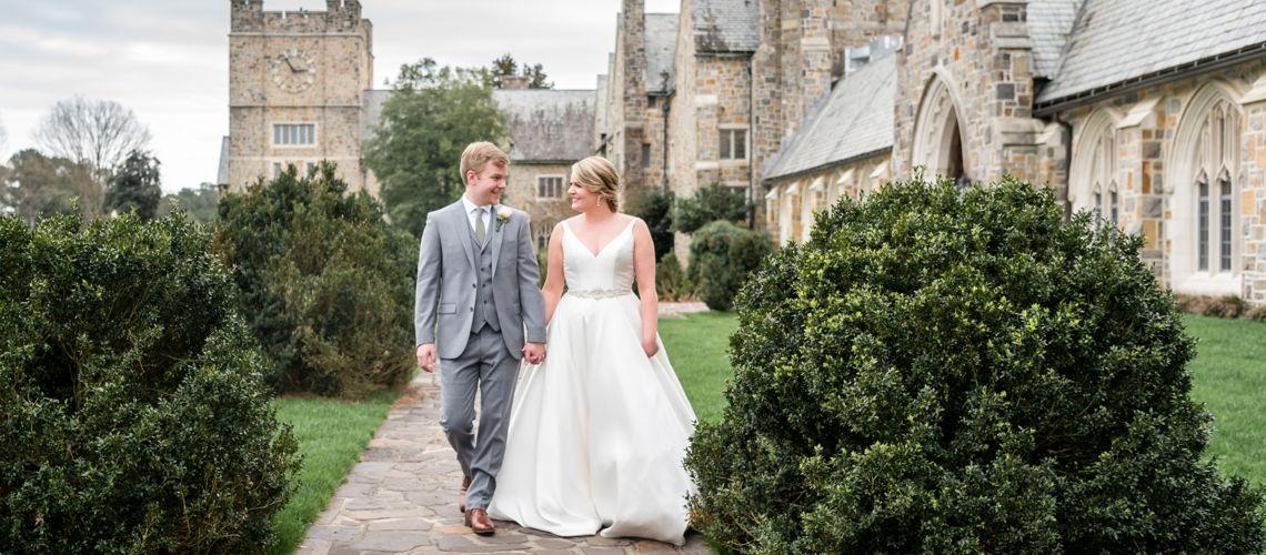 A Classic Chapel Wedding