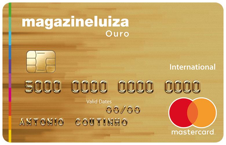 Fazer Cartão Magazine Luiza