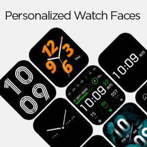 Amazfit GTS 2 mini - Esferas de reloj personalizadas