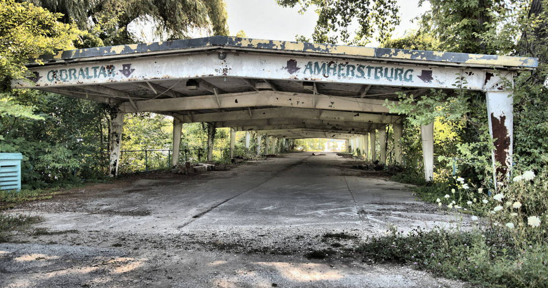 Abandoned Ontario Place
