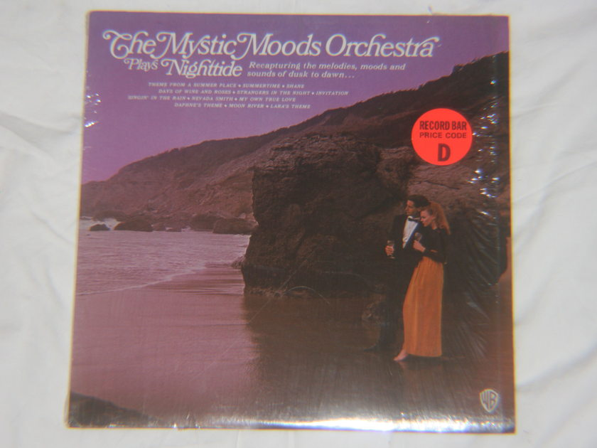 The Mystic Moods Orchestra - Nighttide WB 2598