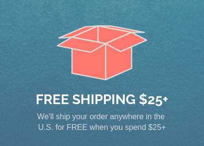 ravensnap free shipping on $25 or more