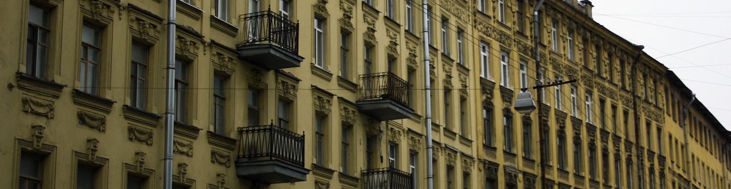 Дворы Петроградской стороны