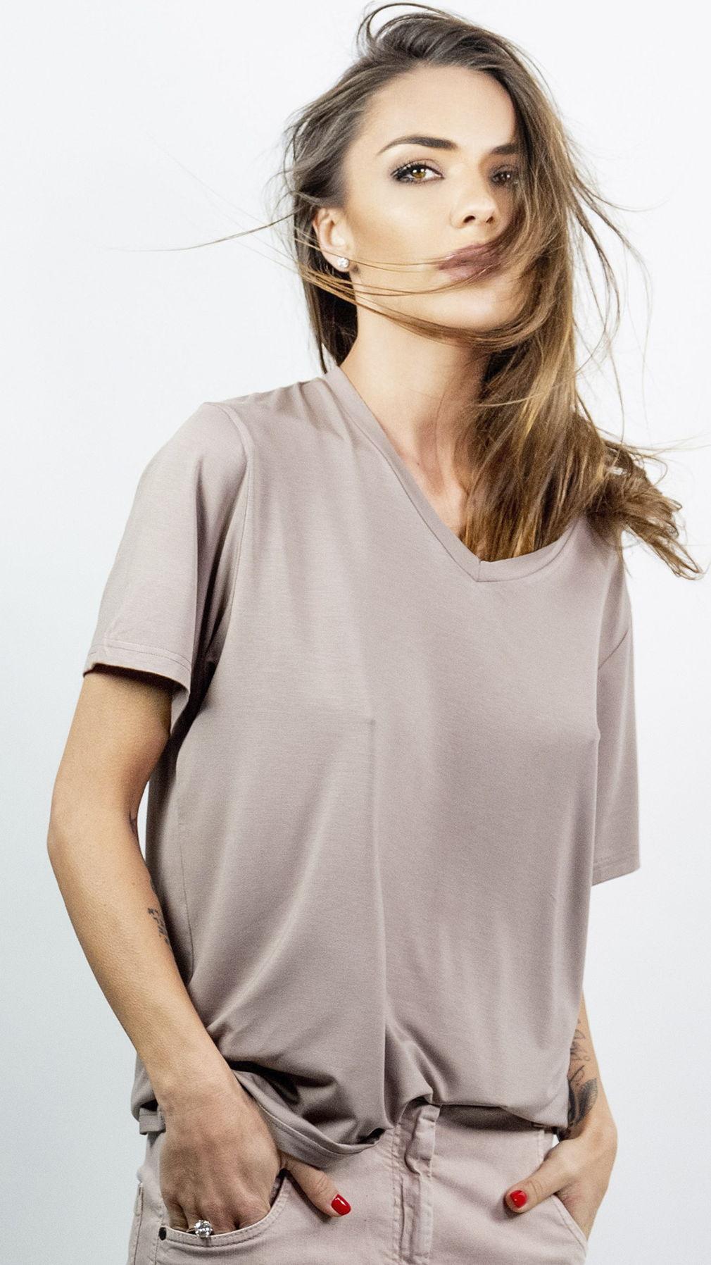 Mocha T-Shirt