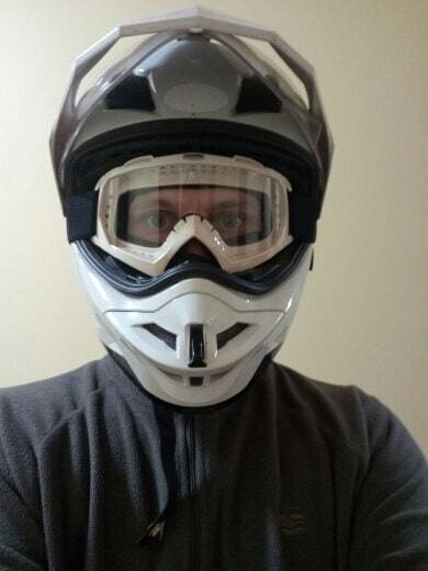 lunette vitesse casque moto cross securite