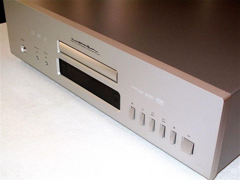 Luxman DU-50           Universal Player Mint/Mint Condition