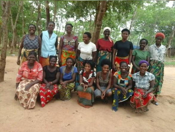 We support the Mduwa group based in Chipata, Zimbia