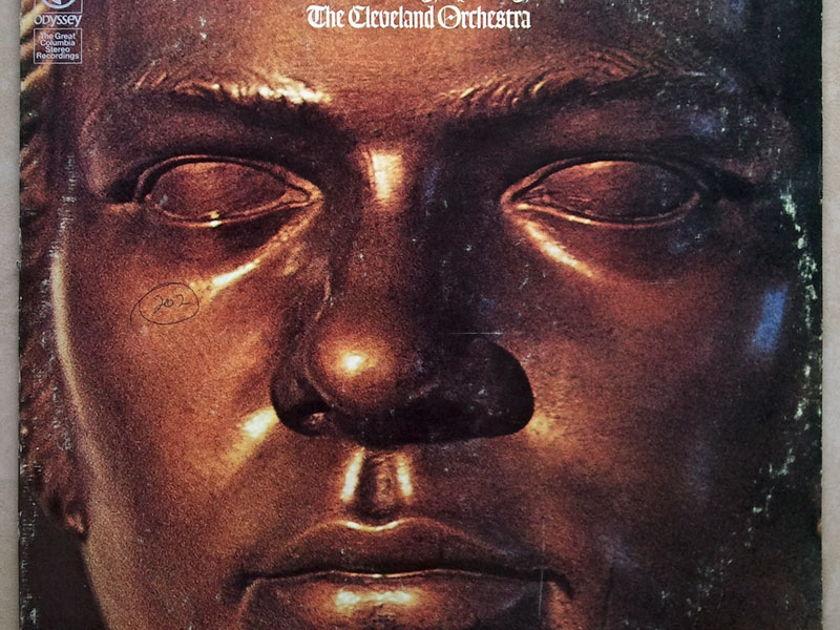 """COLUMBIA   SZELL/SCHUBERT - Symphony No. 9 """"The Great"""" / EX"""
