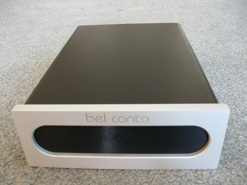 Bel Canto S300 w/ Underwood Hifi Level 1 mod
