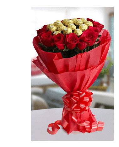 HF Simply Fall Bouquet
