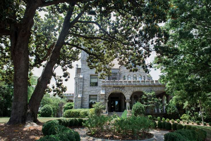 Rhodes Hall, Midtown Atlanta Wedding Venue